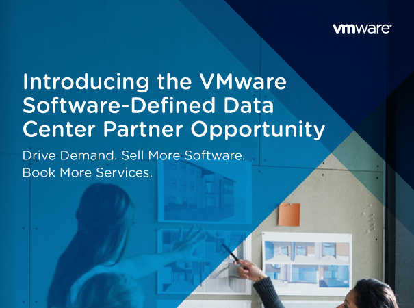 Introducing the VMware Software-Defined Data Center Partner Opportunity